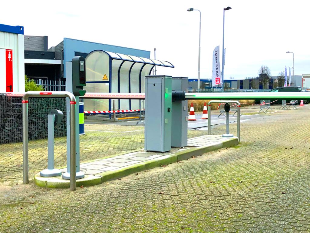 PARKINGWARE Parkeersysteem